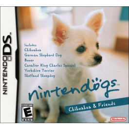 Buy Game for DS  DS Nintendogs Chihuahua  Elkor