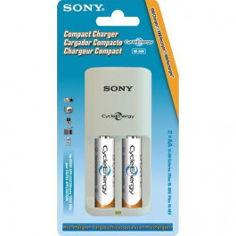 Buy Charger SONY BCG34HS2K +2AA2100CEBlue  Elkor