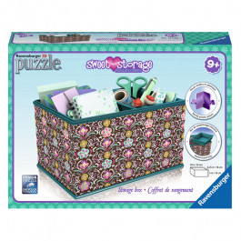 Pirkt 3D puzzle RAVENSBURGER Mary Beth Storage Box back R12082 Elkor