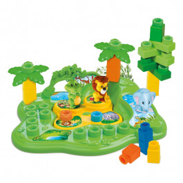 Buy Toy construction set CLEMENTONI Plus Funny Forest 14957 Elkor