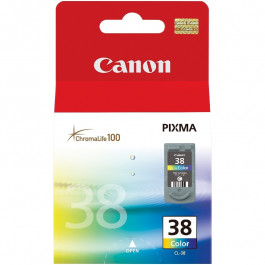 Buy Cartridge CANON CL-38 Color  Elkor