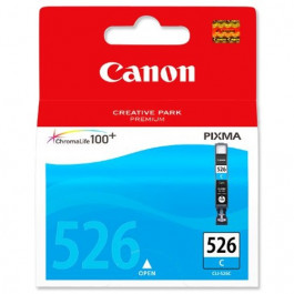 Buy Cartridge CANON CLI-526 Cyan 4541B001 Elkor
