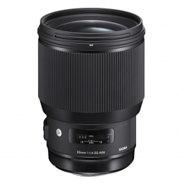 Buy Lens SIGMA 85mm f/1.4 DG HSM Art Canon  Elkor