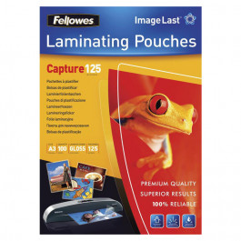 Buy Laminating pouch FELLOWES A3(125Mkr)/100/ 53075 Elkor
