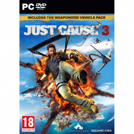 Pirkt Datorspēle  Just Cause 3 Day 1 Edition  Elkor