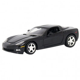 Buy Model MOTORMAX 2005 Corvette C6  MM73270BK  Elkor