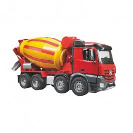 Buy Car BRUDER Arocs Cement Mixer  03654 Elkor