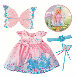 Buy Doll clothes set ZAPF CREATION Sparkle Wing 823644 Elkor
