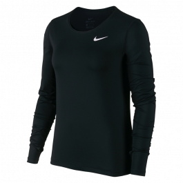 Buy T-shirt with long sleeves NIKE Nike Pro 889536 010 Elkor