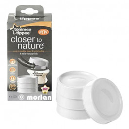 Buy Cover TOMMEE TIPPEE Closer to nature 4pcs 43136171 Elkor