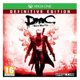 Pirkt XBox One spēle  Devil May Cry: DMC Definitive Edition  Elkor