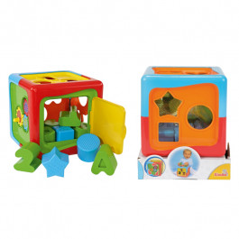 Buy Toy SMOBY ABC Sorting Cube 104011647 Elkor