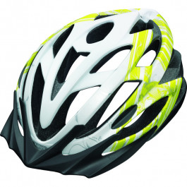 Buy Helmet ABUS S-Force Peak Zoom Pro white lime  Elkor