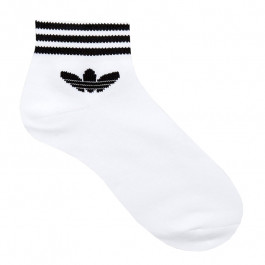 Buy Socks ADIDAS ORIGINALS Trefoil Ankle AZ6288 Elkor