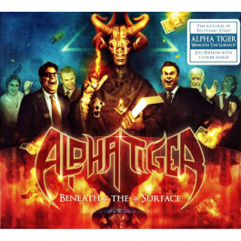 Buy Music disc  Alpha Tiger - Beneath The Surface Limited  Elkor