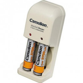 Buy Charger CAMELION BC-0901 +2* AA Ni-MH 2700 mAh C Lad 7867 Elkor