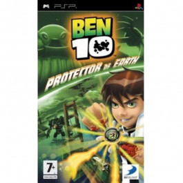 Buy Game for PSP  Ben 10 Protector Of Earth  Elkor