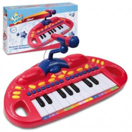 Купить Синтезатор BONTEMPI Electronic Keyboard with microphone MK1830.2 Elkor