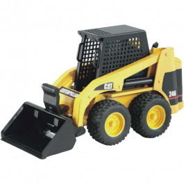 Купить Трактор BRUDER CAT Skid Steer Loader 02431  Elkor
