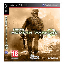 Buy Game for PS3  Call Of Duty Modern Warfare 2  Elkor