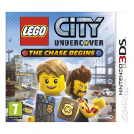 Buy Game for 3DS   Lego City Undercover The Chase Begins  Elkor