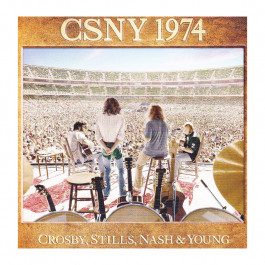 Buy Music disc  CROSBY, STILLS, NASH & YOUNG - CSNY 1974  Elkor