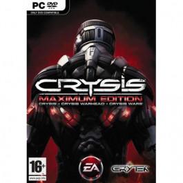 Buy Computer game  CRYSIS MAXIMUM EDITION  Elkor