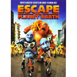 Купить Фильм  Escape From Planet Earth  Elkor