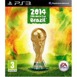 Купить Игра для PS3  FIFA 2014 World Cup Brazil  Elkor