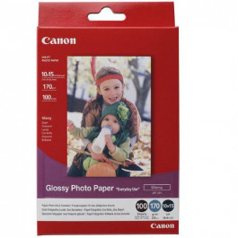 Buy Photographic paper CANON Glossy 4x6/100 GP-501 0775B003  Elkor