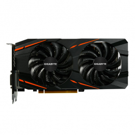 Buy Video card GIGABYTE Radeon™ RX 570 Gaming 4G MI GV-RX550D5-2GD 1.0 Elkor