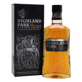 Купить Виски HIGHLAND PARK 18 Year Old 43%  Elkor