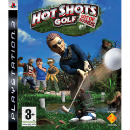 Купить Игра для PS3  Hot Shots Golf: Out of Bounds  Elkor