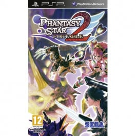 Buy Game for PSP  PSP Phantasy Star Portable 2  Elkor