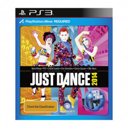 Buy Game for PS3  Just Dance 2014 Move  Elkor