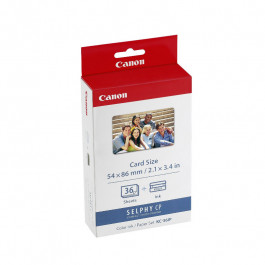 Купить Фотобумага CANON KC-36 IP INK/Credit card  Elkor