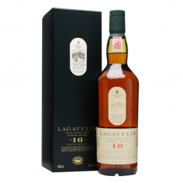 Купить Виски LAGAVULIN Malt 16 Year Old 43%  Elkor