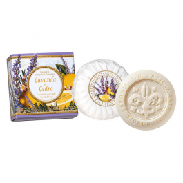 Buy Soap SAPONIFICIO ARTIGIANALE FIORENTINO Lavanda And Cedro 1x100 98242 Elkor