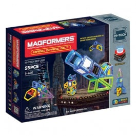 Buy Toy construction set MAGFORMERS Magic Space Set 709005 Elkor