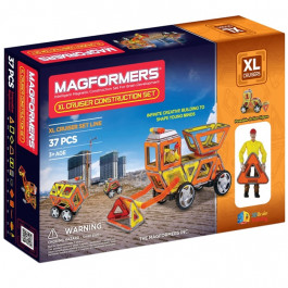 Купить Конструктор MAGFORMERS Cruisers Construction set XL 706003 Elkor