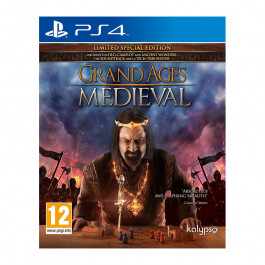 Buy Game for PS4  Grand Ages Medieval Limited Edition  Elkor