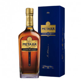 Buy Brandy METAXA Metaxa 12* 40%  Elkor