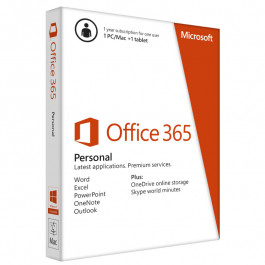 Buy Office software MICROSOFT Office 365 Personal Eng QQ2-00038 Elkor