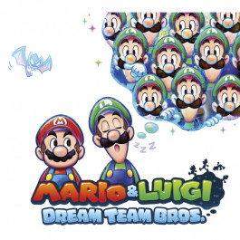 Pirkt 3DS spēle  3DS Marion And Luigi Dream Team Bros  Elkor