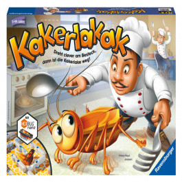 Buy Board game RAVENSBURGER Kukarača 22228 Elkor