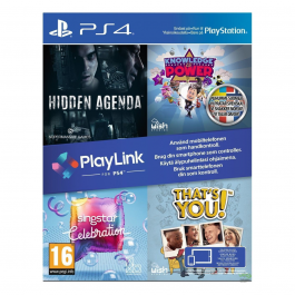 Купить Игра для PS4  Playlink Party Pack  Elkor
