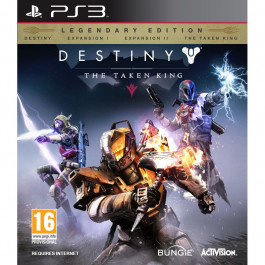 Pirkt PS3 spēle  Destiny: The Taken King Legendary Edition  Elkor