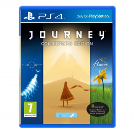 Buy Game for PS4  Journey: Collector's Edition  Elkor