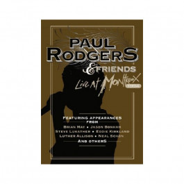 Купить Музыкальный диск  PAUL RODGERS - Paul Rodgers & Friends - Live At Montreux 1994  Elkor