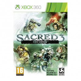 Buy Xbox 360 game  Sacred 3 First Edition  Elkor
